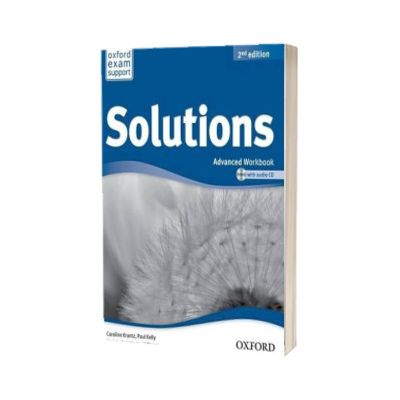 Solutions. Advanced. Workbook and Audio CD Pack