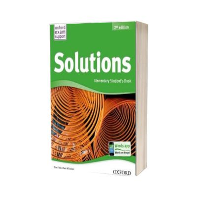 Solutions. Elementary. Students Book