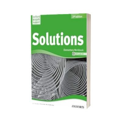 Solutions. Elementary. Workbook and Audio CD Pack