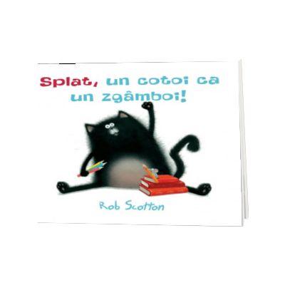 Splat, un cotoi ca un zgamboi!, Rob Scotton, Arthur