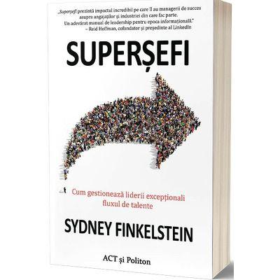 Supersefi: Cum gestioneaza liderii exceptionali fluxul de talente