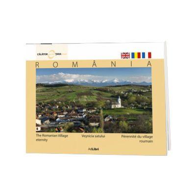 Vesnicia satului. Text in limba Romana-Engleza-Franceza, Mariana Pascaru, Ad Libri