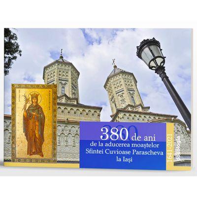 380 de ani de la aducerea moastelor Sfintei Cuvioase Parascheva