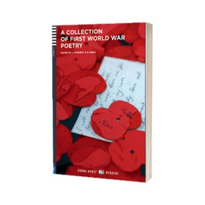 A Collection of First World War Poetry with audio downloadable multimedia contents with ELI LINK App, Janet Borsbey, ELI
