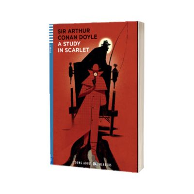 A Study in Scarlet with audio downloadable multimedia contents with ELI LINK App, Sir Arthur Conan Doyle, ELI