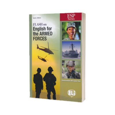 Flash on English for Armed Forces, Harold J Williams, ELI
