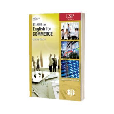 Flash on English for Commerce. Second edition, Luke Prodromou, ELI