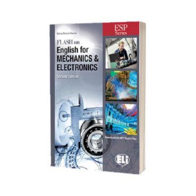 Flash on English for Mechanics and Electronics. Second edition, Sabrina R Sopranzi, ELI