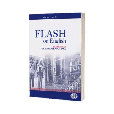 Flash on English. Teachers Pack Elementary, Paola Tite, ELI