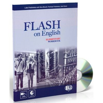 Flash on English. Workbook Elementary and Audio CD, Audrey Cowan, ELI