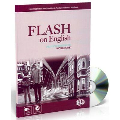 Flash on English. Workbook Pre Intermediate and Audio CD, Audrey Cowan, ELI