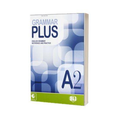 Grammar Plus A2. Book and Audio CD, Lisa Suett, ELI