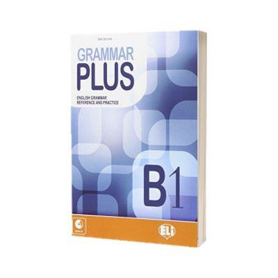 Grammar Plus B1. Book and Audio CD, Lisa Suett, ELI