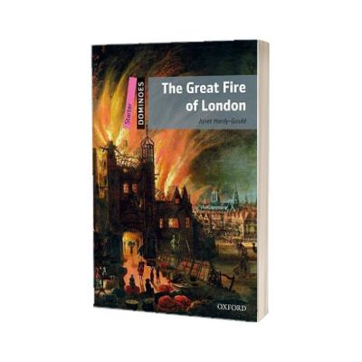 The Great Fire Of London. Dominoes Starter, Janet Hardy-Gould, Oxford University Press