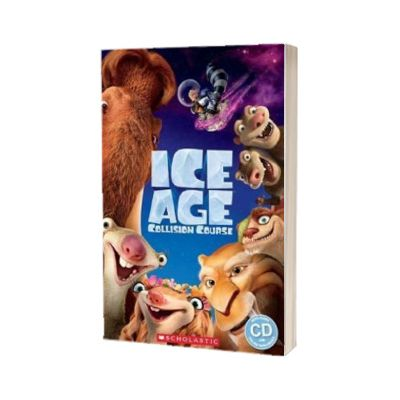 Ice Age. Collision Course, Taylor Nicole, Scholastic
