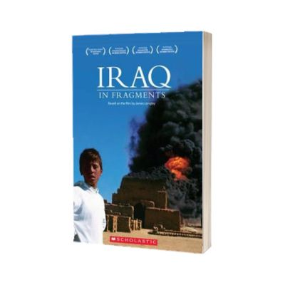 Iraq in Fragments. With Audio CD, James Longley, Scholastic