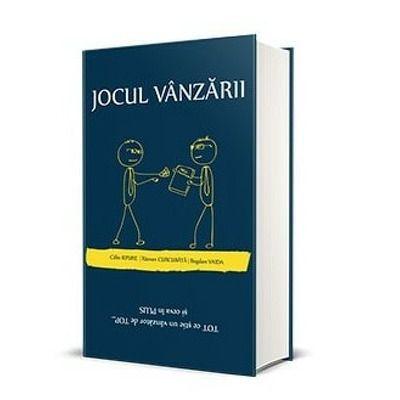 Jocul Vanzarii, Bogdan Vaida, Stepout Publishing House