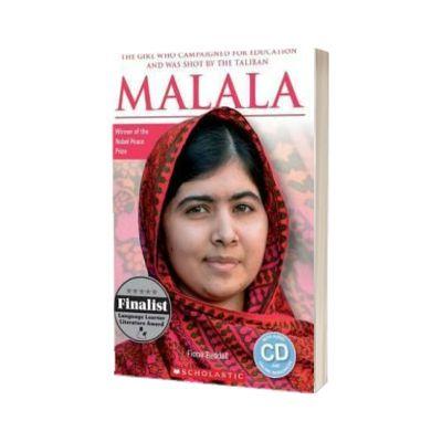 Malala, Fiona Beddall, SCHOLASTIC