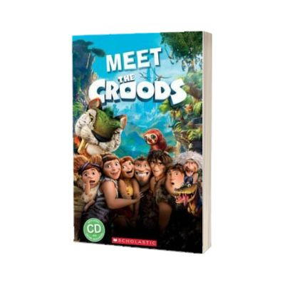 Meet the Croods, Michael Watts, SCHOLASTIC