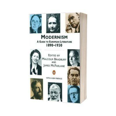 Modernism. A Guide to European Literature 1890-1930, Malcolm Bradbury, PENGUIN BOOKS LTD