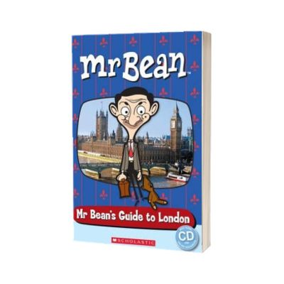 Mr Beans Guide to London, Fiona Davis, SCHOLASTIC