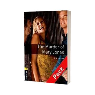 Oxford Bookworms Library. Level 1. The Murder of Mary Jones audio CD pack, Tim Vicary, Oxford University Press