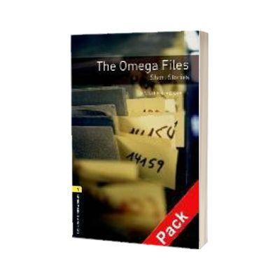 Oxford Bookworms Library Level 1. The Omega Files. Short Stories audio CD pack, Jennifer Bassett, Oxford University Press