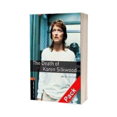 Oxford Bookworms Library. Level 2. The Death of Karen Silkwood audio CD pack, Joyce Hannam, Oxford University Press