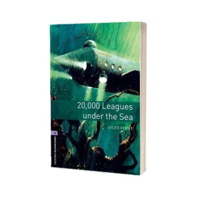 Oxford Bookworms Library Level 4. 20, 000 Leagues Under The Sea, Jules Verne, Oxford University Press