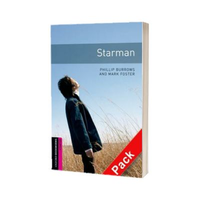 Oxford Bookworms Library. Starter Level. Starman Audio CD pack