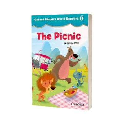 Oxford Phonics World Readers Level 1. The Picnic