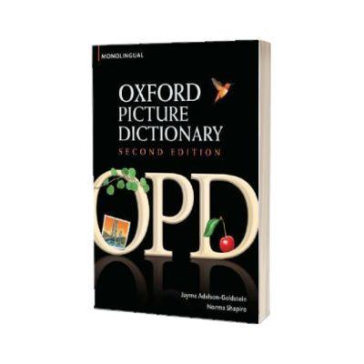 Oxford Picture Dictionary. 2 ED. Monolingual, Norma Shapiro, Oxford University Press