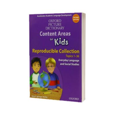 Oxford Picture Dictionary Content Areas for Kids. Reproducibles Collection, Oxford University Press
