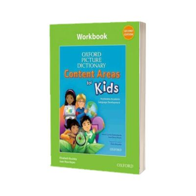 Oxford Picture Dictionary Content Areas for Kids. Workbook, Oxford University Press