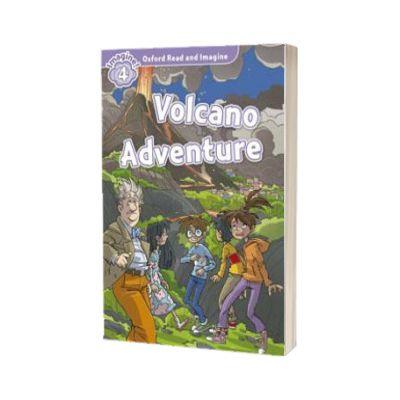 Oxford Read and Imagine. Level 4. Volcano Adventure audio CD pack, Paul Shipton, OXFORD UNIVERSITY PRESS