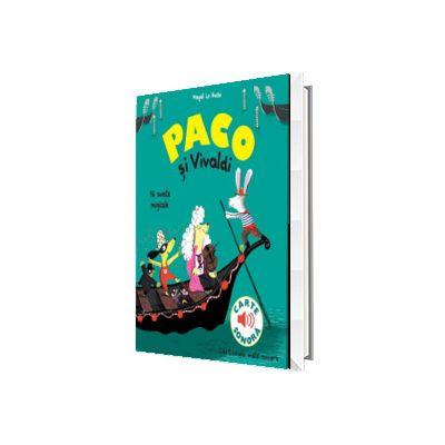 Paco si Vivaldi (carte sonora)