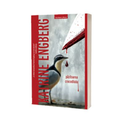 Pazitoarea crocodilului, Katrine Engberg, Crime Scene Press