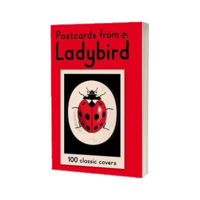 Postcards from Ladybird. 100 Classic Ladybird Covers in One Box, Ladybird, CAMBRIDGE UNIVERSITY PRESS