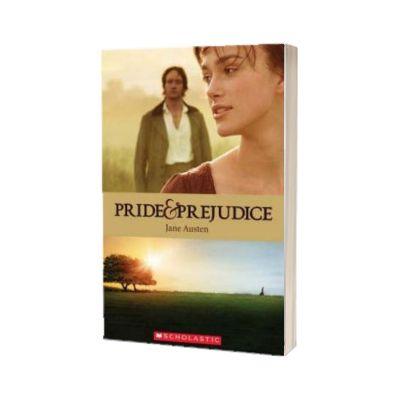 Pride and Prejudice audio pack, Jane Austen, SCHOLASTIC