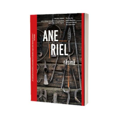 Rasina, Ane Riel, Crime Scene Press
