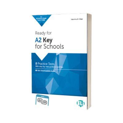 Ready for A2 Key for Schools, Valentina M. Chen, ELI