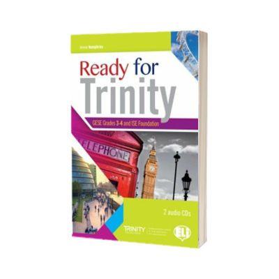 Ready for Trinity. Grades 3-4 and Audio CD, Jennie Humphries, ELI