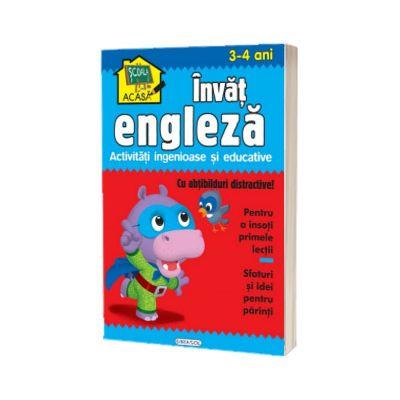 Scoala acasa - Invat engleza (3-4 ani), Girasol