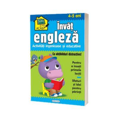Scoala acasa - Invat engleza (4-5 ani), Girasol