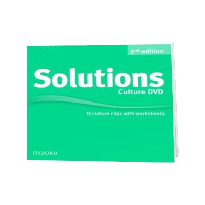 Solutions. Culture DVD
