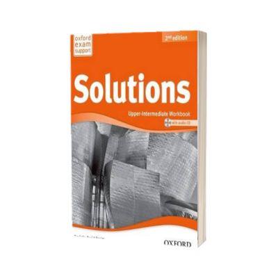 Solutions. Upper-Intermediate. Workbook and Audio CD Pack