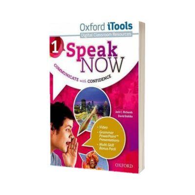 Speak Now 1. iTools DVD-ROM