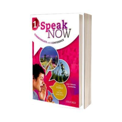 Speak Now 1. Student Book with Online Practice