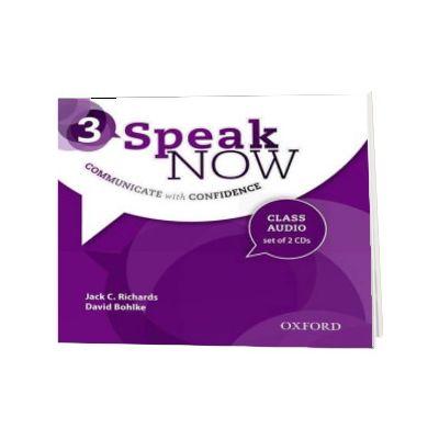 Speak Now 3. Class Audio CDs