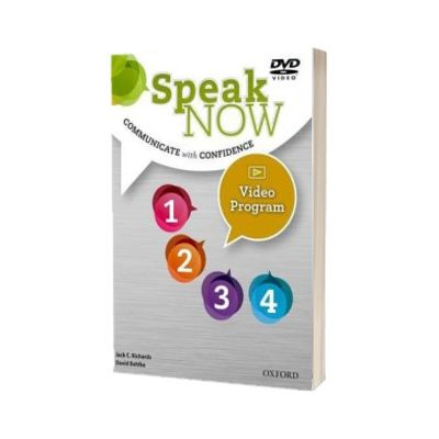Speak Now DVD (all levels)